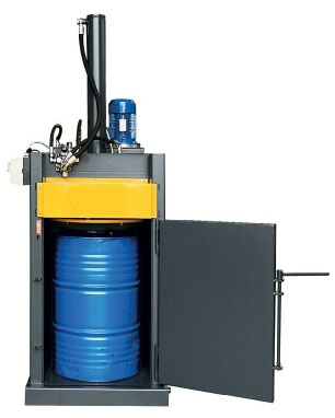 205 Litre Electric Crusher