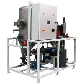 HP CF water evaporator – WT 50