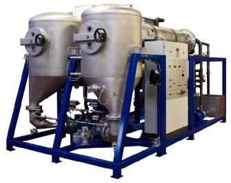 HP CF water evaporator – WT 500