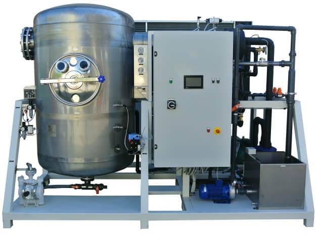 HPS series - evaporator WT220