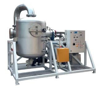 HW water evaporator WT 400 HS-Cf