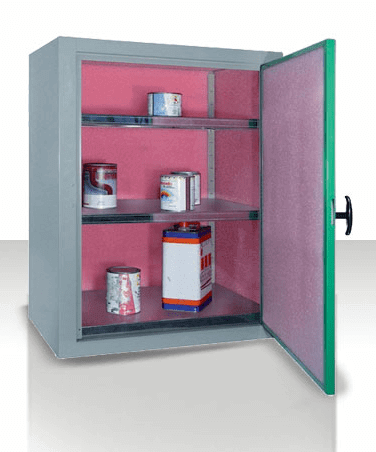 Heated Cabinet