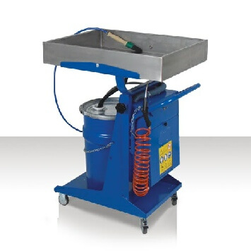 Mobile parts washer 521