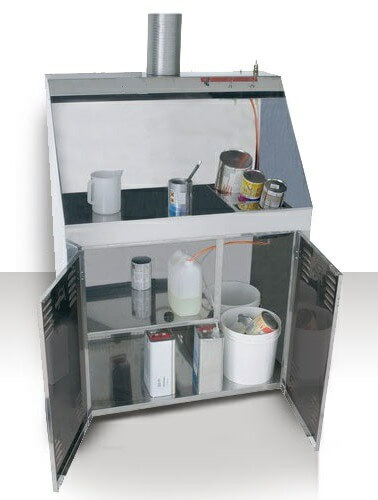 Paint Mixing Table - 250a