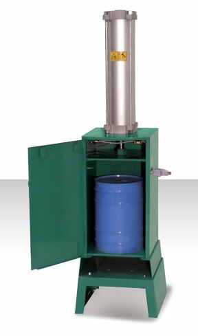 Pneumatic Can Crusher