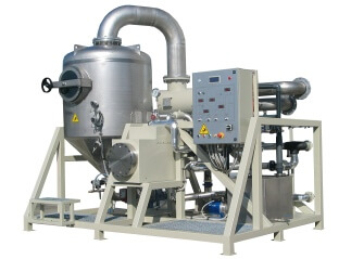 Water evaporator WT 600 HS-Cf