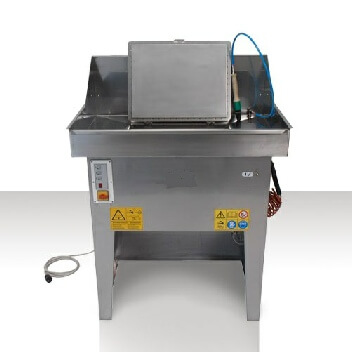 Manual Heated Parts Washer – Model 595a