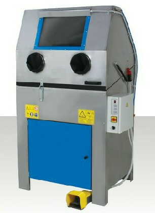 Manual high pressure water parts washer - Model 550