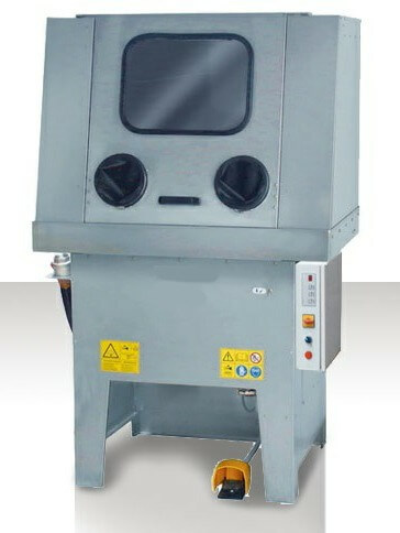Manual high pressure water parts washer - Model 560