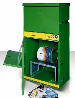 Pneumatic Waste Baler