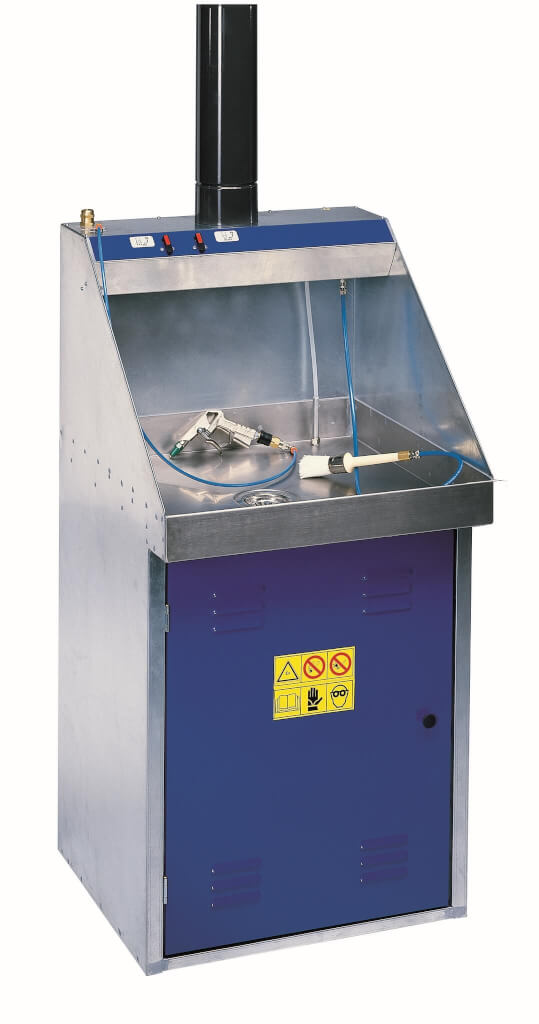 510 - Manual Solvent Parts Washer