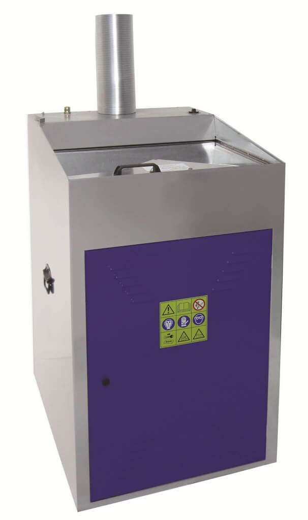 Automatic Solvent Parts Washer 722