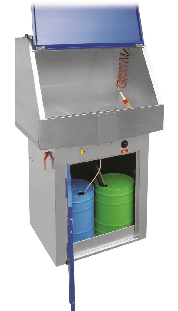 Automatic and Manual Solvent or Water Parts Washer - 720C
