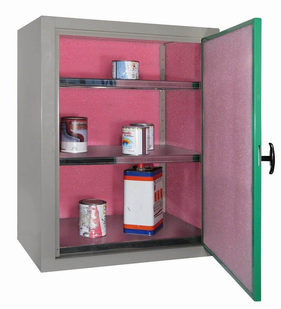Heated Paint Cabinet