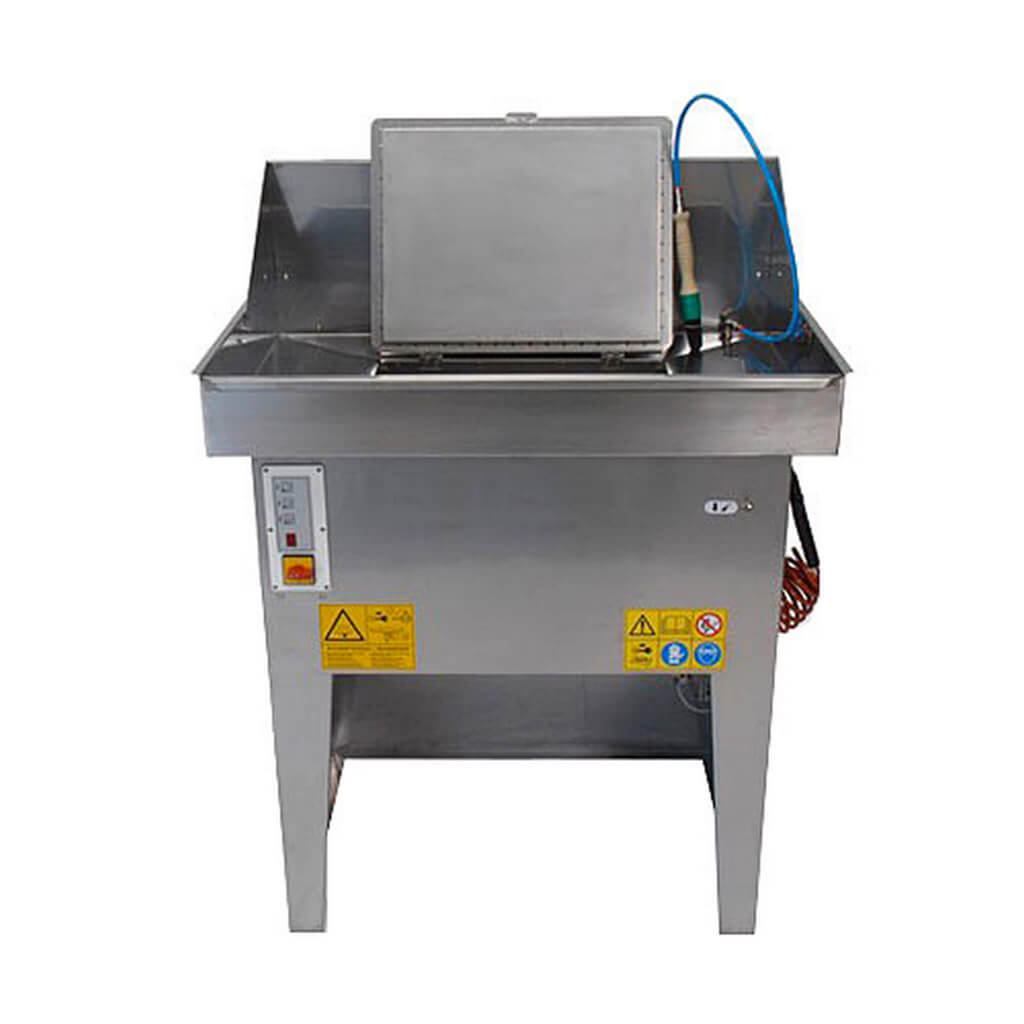 Parts Washer - Manual heated water