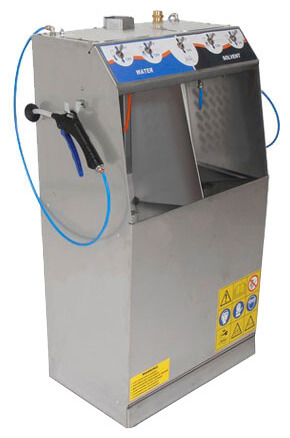 Speedy Clean Washer 135 - Water and Solvent Washer - second-view