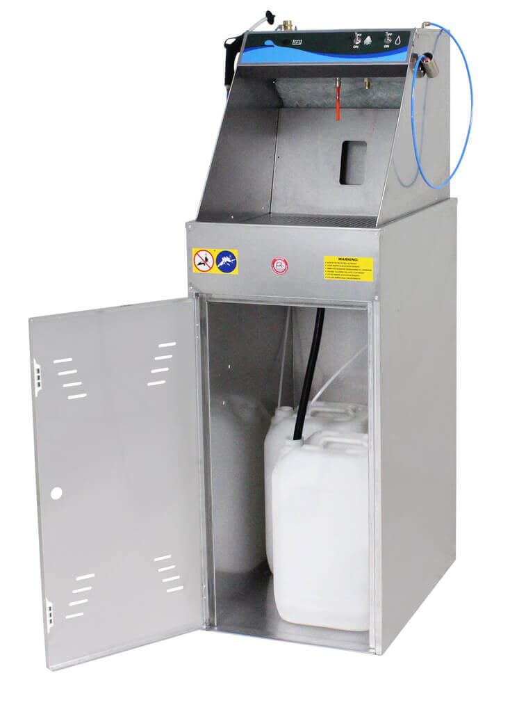 Water based spray gun washer p11 internal