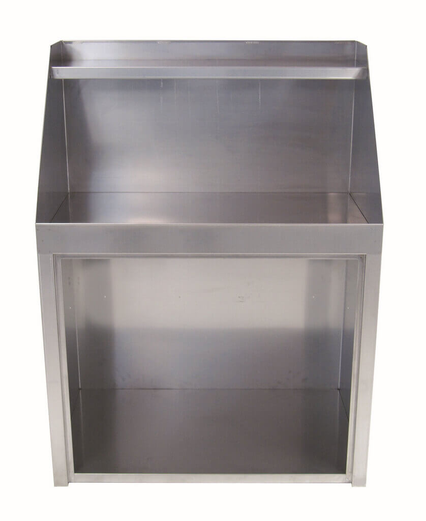250AX Paint Table Stainless Steel